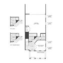 Sunset Island Town Home Floor Plan